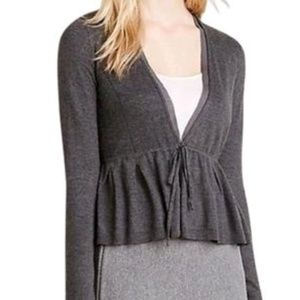 Anthropologie Angel of the North Elly Cardigan